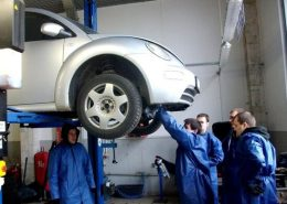 Курсы диагностики двигателей автомобиля