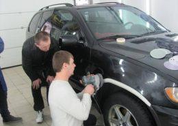 курсы полировки автомоиблей