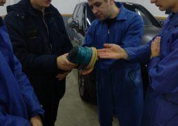 Обучение полировке стекол Минск