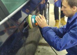 Курсы профессиональной полировки авто